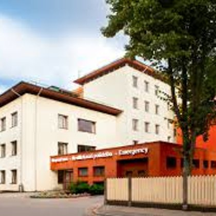 Jurmala hospital and rooms of Kundawell Jurmala